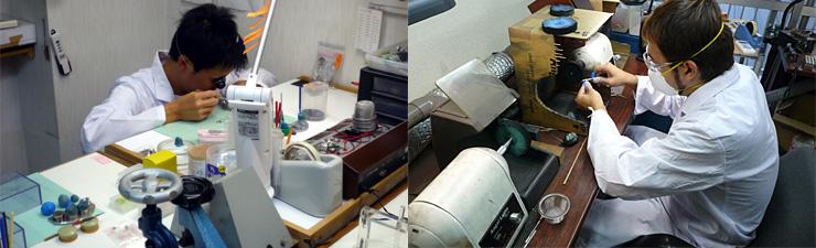 時計 修理 工房